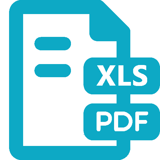MobileNAV reports into PDF XLS